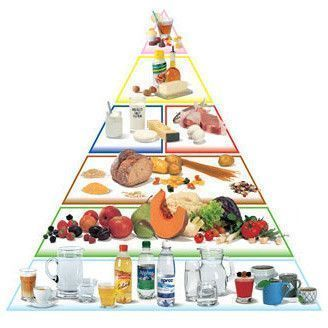 canadian food guide pyramid 2013