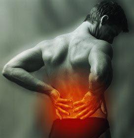 Que signifie si fait mal le dos et rend au pas